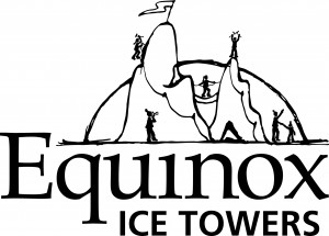 Equinox ice tower logo