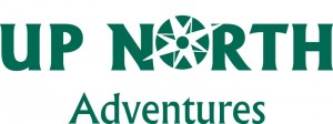 Up North Logo Green